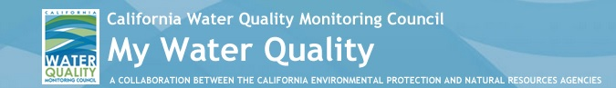 California water quality monitoring council logo